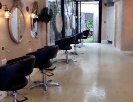 Bowlane salon, Lisburn